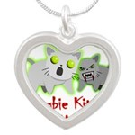 Zombie Kitten Necklaces