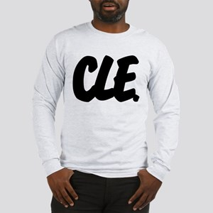 CLE Brushed Long Sleeve T-Shirt