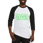 Genetically Modified Organism Baseball Jersey