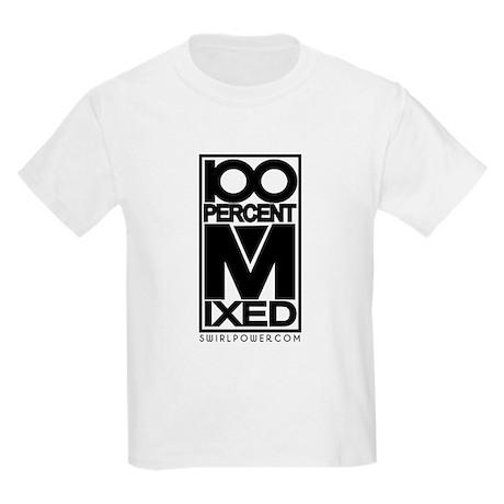 Kids Light T-Shirt 100% Mixed