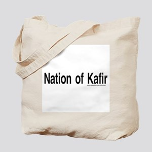 Nation of Kafir Tote Bag