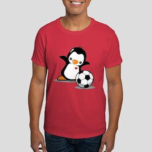 I Like Soccer Dark T-Shirt