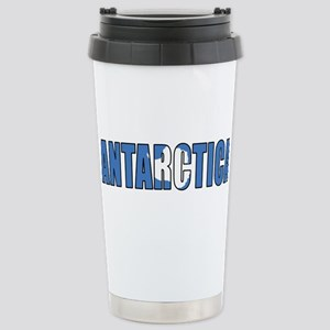 Antarctica Stainless Steel Travel Mug