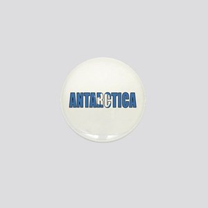 Antarctica Mini Button
