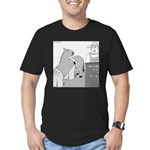 The Willard Twins (No Text) Men's Fitted T-Shirt (