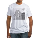 The Willard Twins (No Text) Fitted T-Shirt