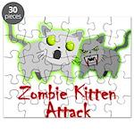 Zombie Kitten Puzzle