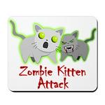 Zombie Kitten Mousepad