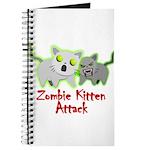 Zombie Kitten Journal