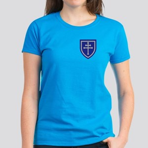 Cross of Lorraine Women's Dark T-Shirt