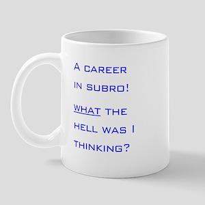 A career in subro? Mug