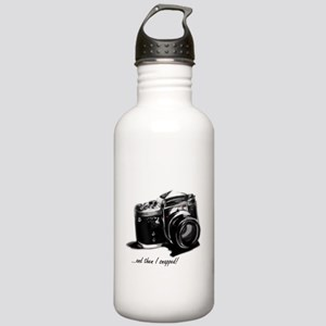 and then I snapped! Stainless Water Bottle 1.0L