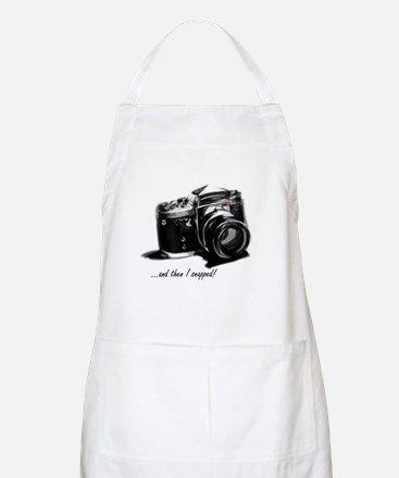 and then I snapped! Apron