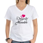 Desperate Housewife Women's V-Neck T-Shirt