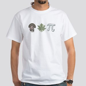 Turkey Pot Pie White T-Shirt