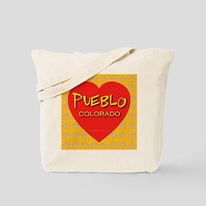 Pueblo Colorado Tote Bag
