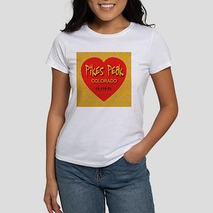 Pikes Peak Colorado Women's T-Shirt