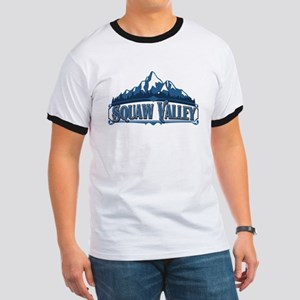 Squaw Valley Blue Mountain Ringer T