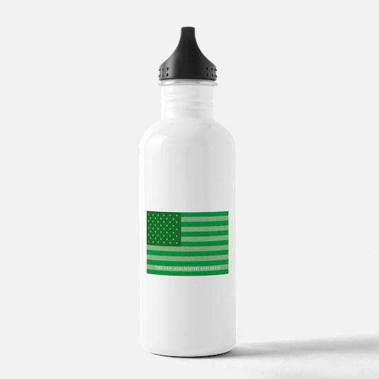 Green America Water Bottle