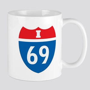 Interstate 69 I-69 Mug