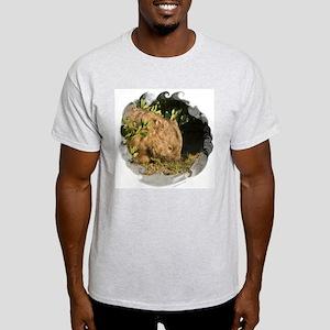 Wombat Ash Grey T-Shirt