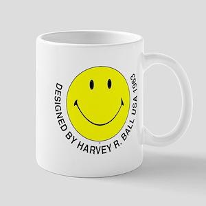 Silly Smiley #2 Mug