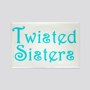Twisted Sisters Magnets