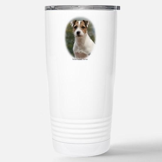 Parson Russell Terrier Stainless Steel Travel Mug