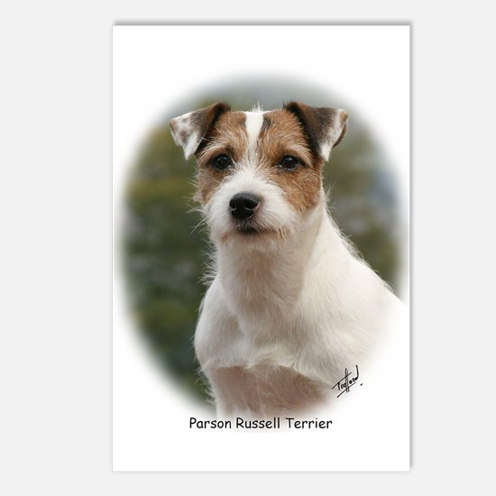 Parson Russell Terrier Postcards (Package of 8)