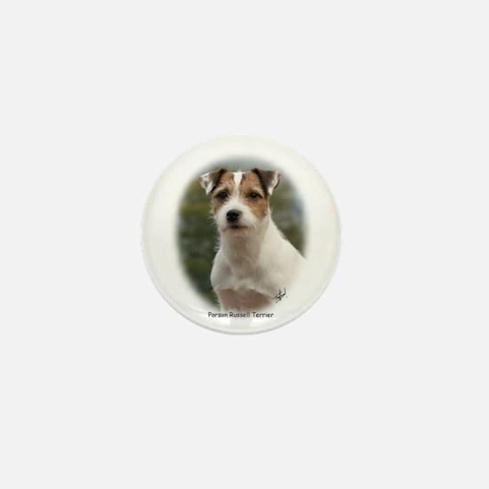 Parson Russell Terrier Mini Button