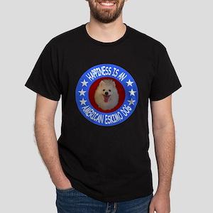 American Eskimo Dog Dark T-Shirt