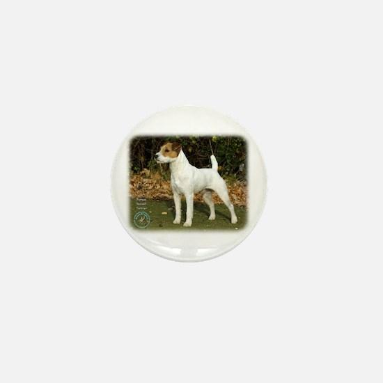 Parson Russell Terrier 9T016D-205 Mini Button