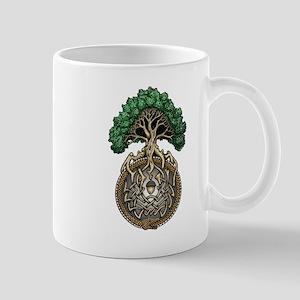 Ouroboros Tree Mug