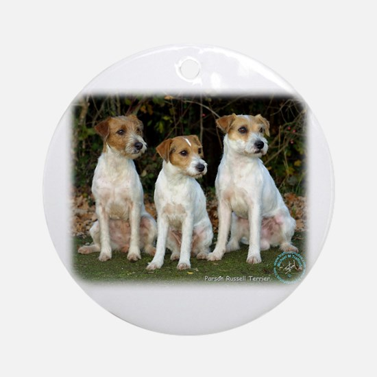 Parson Russell Terriers 9T016D-332 Ornament (Round