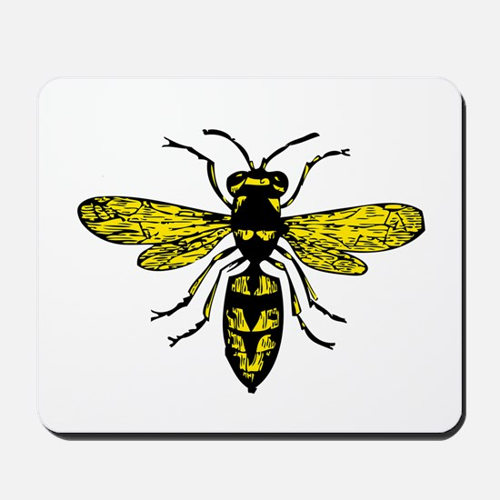 Big Bee Mousepad