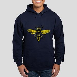 Big Bee Hoodie (dark)