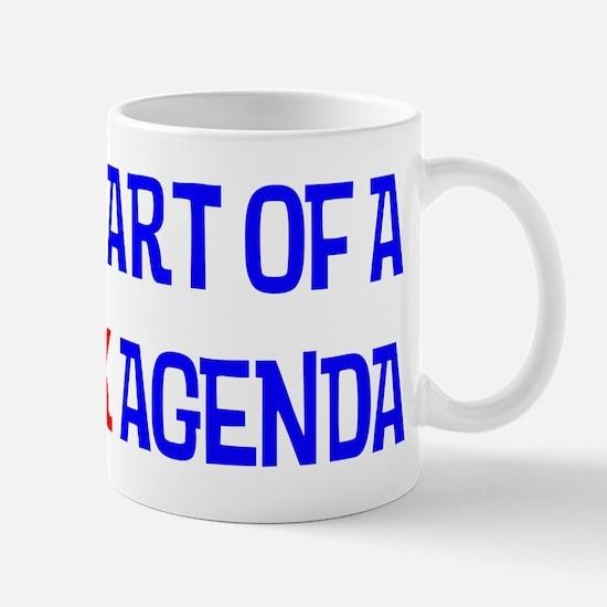 Redneck Agenda Mug