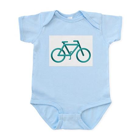 """""""Aqua Bike"""" Infant Creeper"""