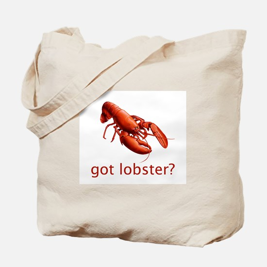 got lobster? Tote Bag