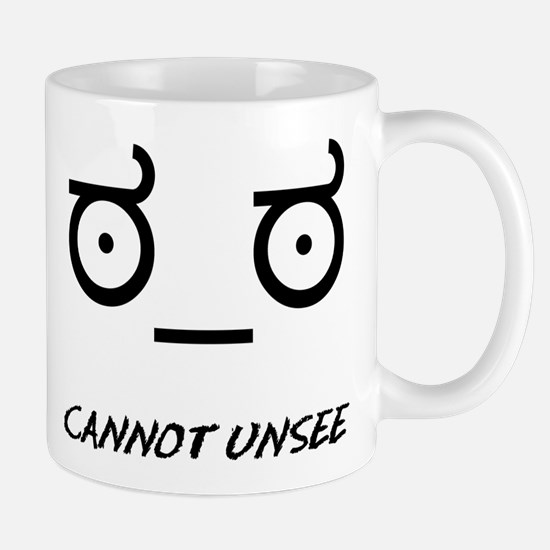 Cannot Unsee Mug
