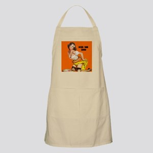 Kiss the Cook Apple of my Eye Pinup Apron