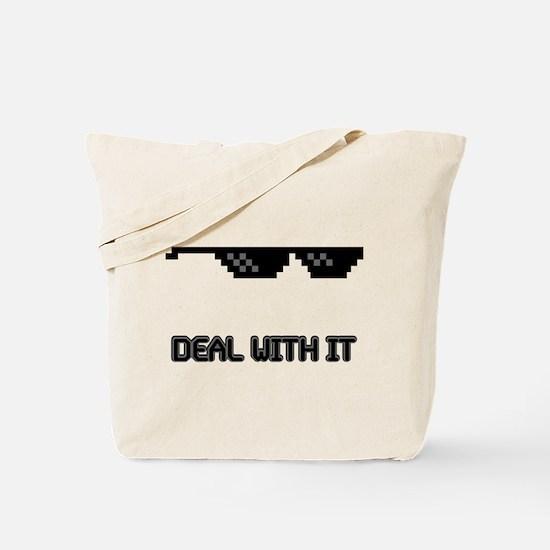 Drop the Sunglasses Tote Bag