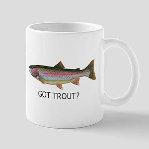 got trout? Mug