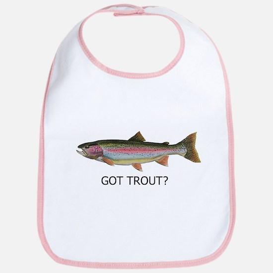 got trout? Bib