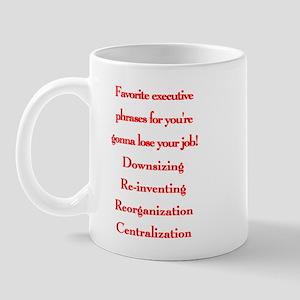 Favorite Executive Ideas Mug