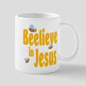 Beelieve in Jesus Mug
