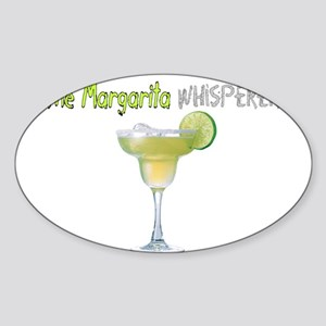 Party Drinks Sticker (Oval)
