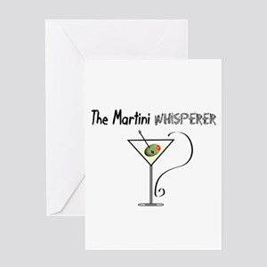 Party Drinks Greeting Card
