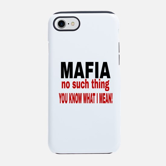 MAFIA iPhone 7 Tough Case