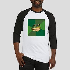 Bachelor Frog Baseball Jersey